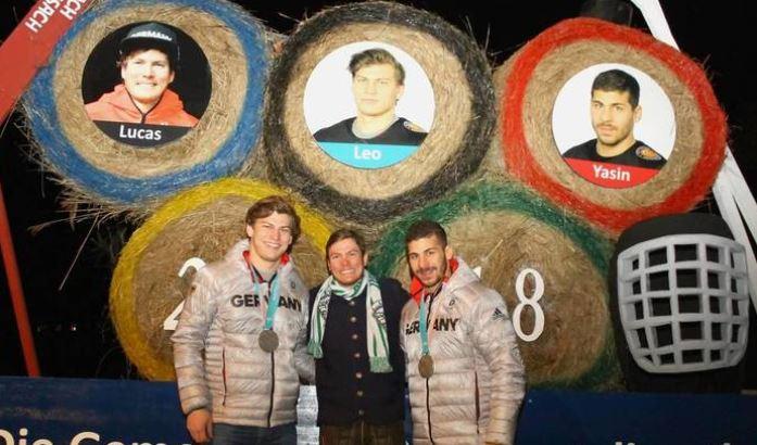 Olympiateilnehmer Rathausehrung